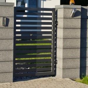 Ogrodzenie modułowe Roma brama